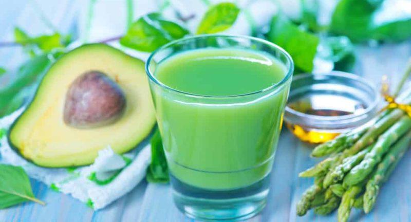 Spring Detox : Asparges juice!