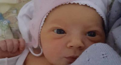 Welcome to the world Besa Belle Bessières