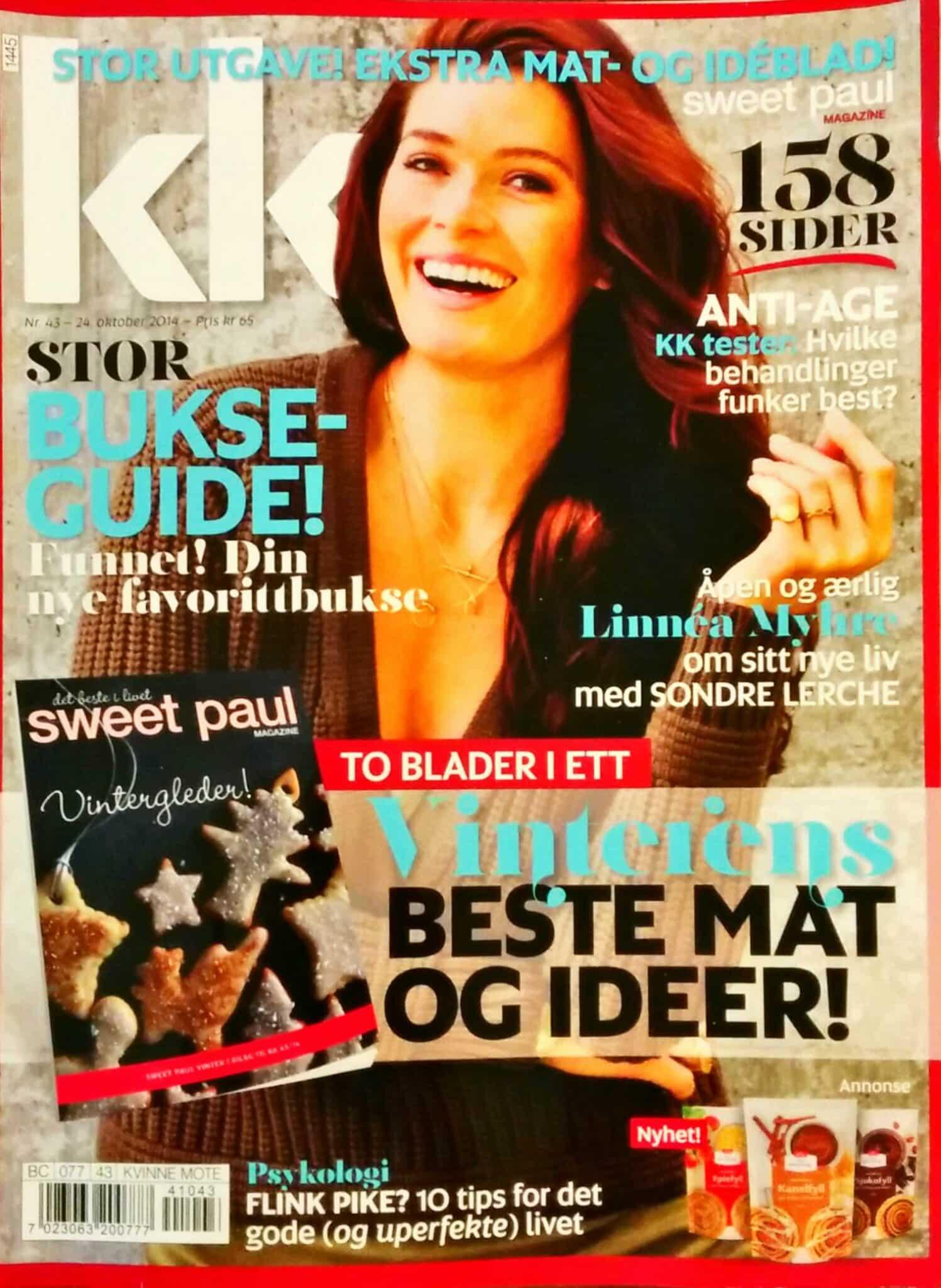 Cover KK