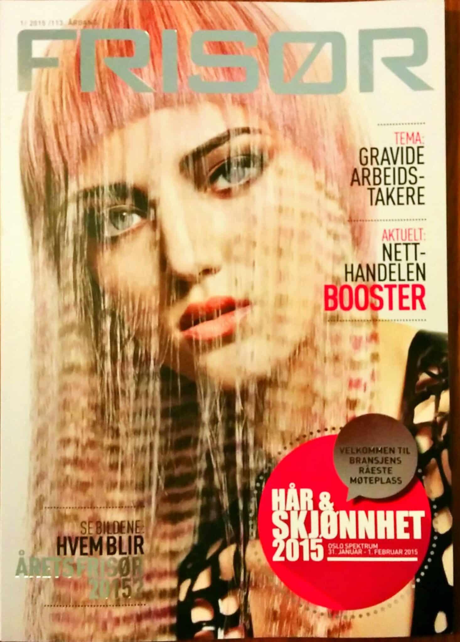 Cover Frisor