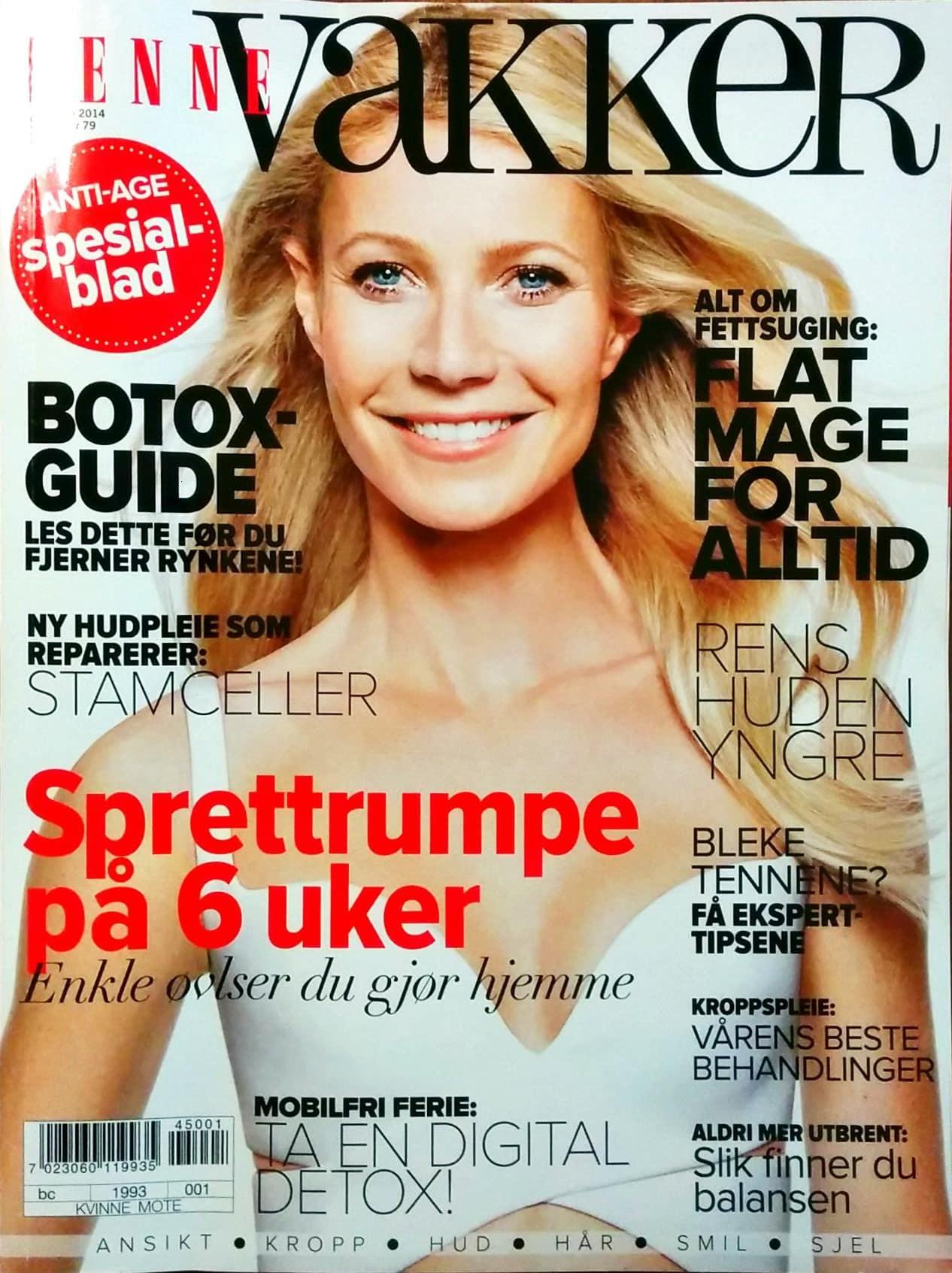 Cover Vakker