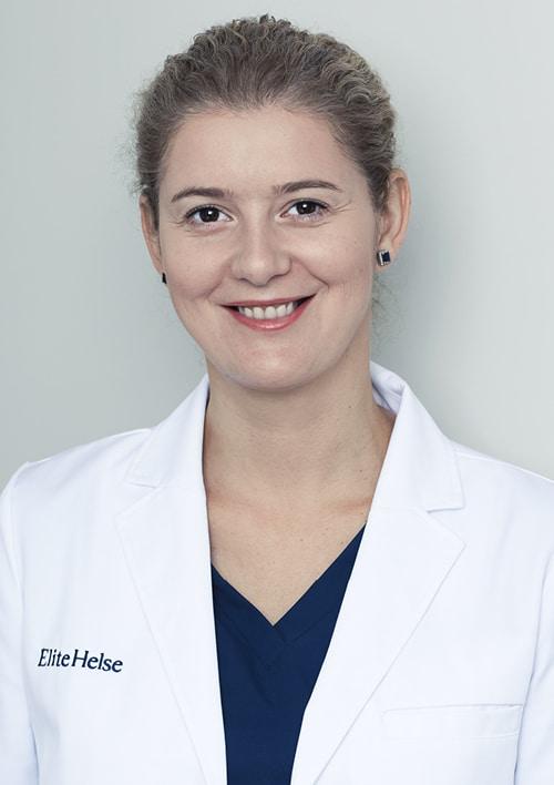 Laura Suta - DAGLIG LEDER