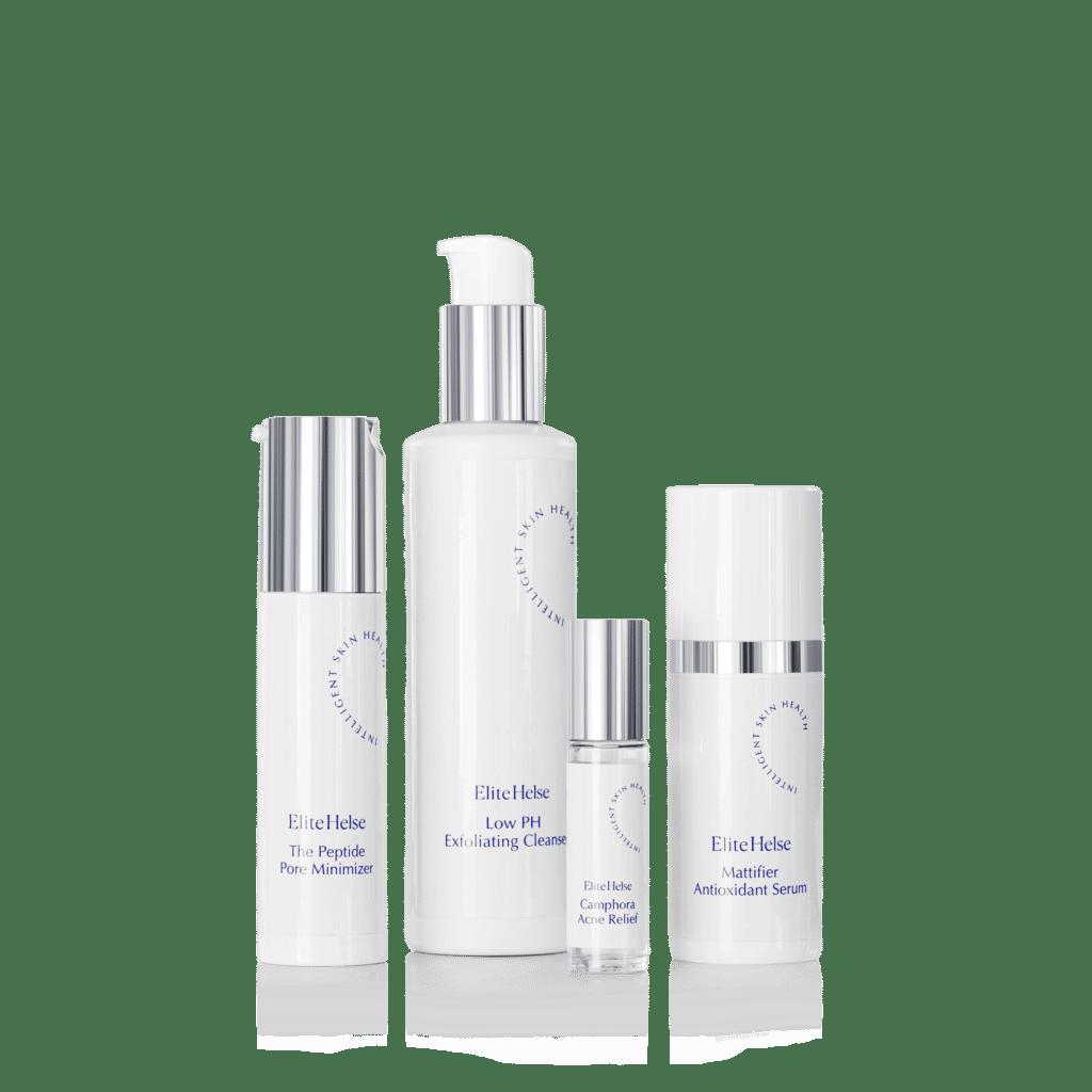 Intelligent Skin Health - The Acne Clear Program