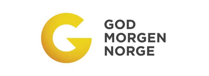 Logo God Morgen Norge