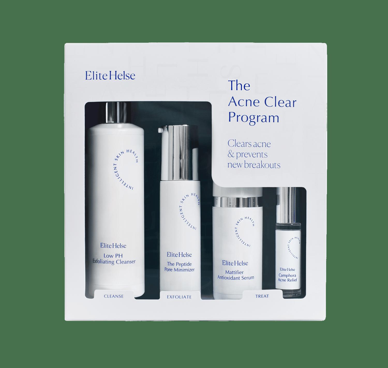 The Acne Clear Program Box