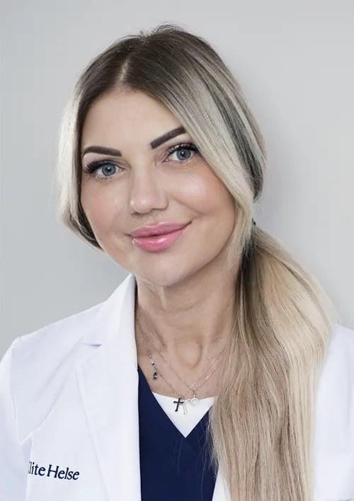 Antoaneta Andersen - CLIENT MANAGER