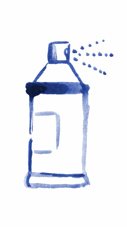 Råd 9 - Parfyme har ingen plass i intelligent hudpleie