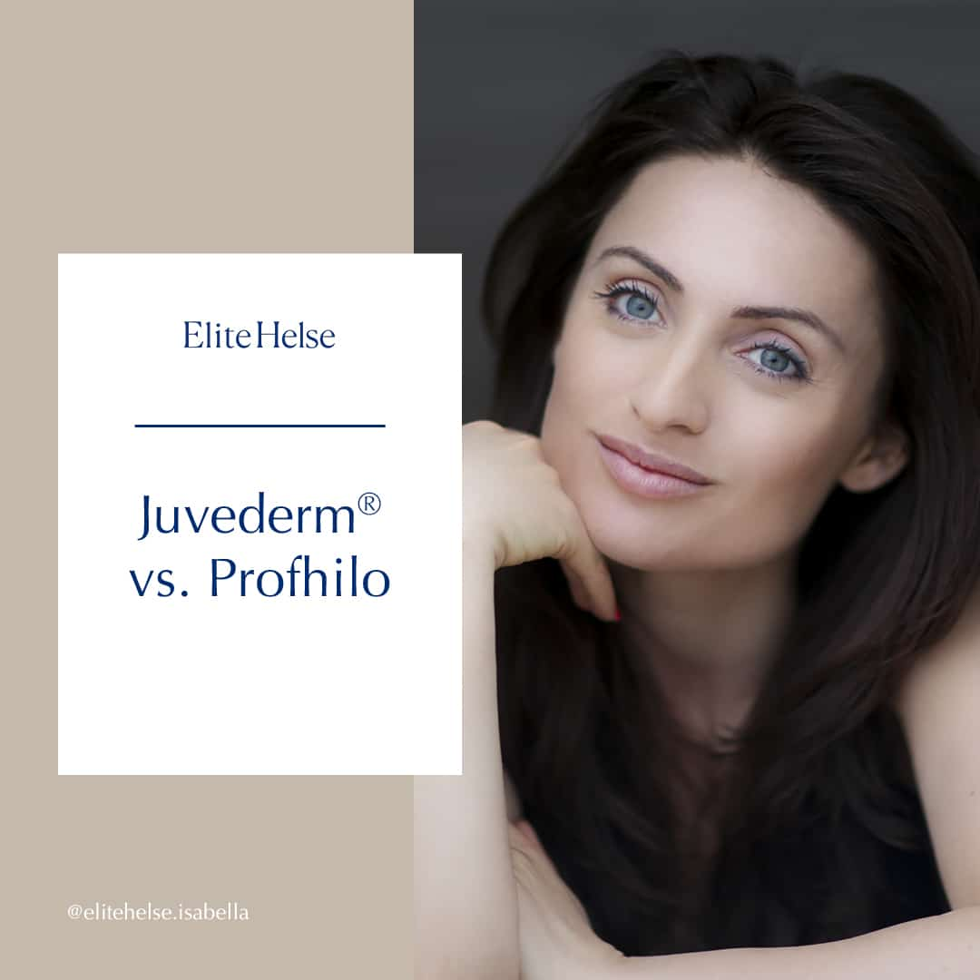 Juvederm® vs. Profhilo