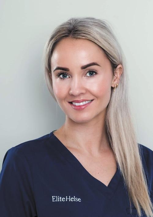 Monica Elboth - Kosmetisk dermatologisk sykepleier