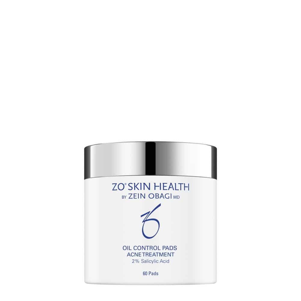 ZO Skin Health Oil Control Pads Acne Treatment - Hudpleie